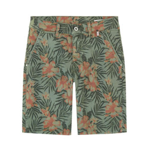 SZORTY BLUEBURN SHORT FLORET JR PEPE JEANS