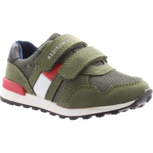 SNEAKERSY CUT VELCORO TOMMY HILFIGER