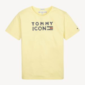 T-SHIRT FLAG ICON TOMMY HILFIGER