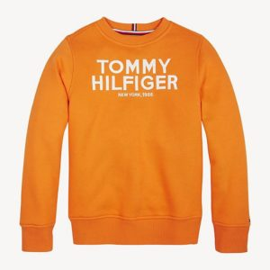BLUZA LOGO EMBROIDERED TOMMY HILFIGER
