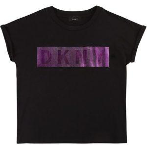 T-SHIRT D35Q23/09B DKNY