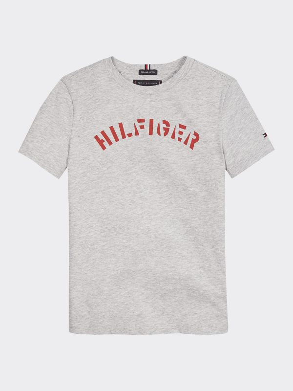 T-SHIRT ESSENTIAL TOMMY GRAPHIC