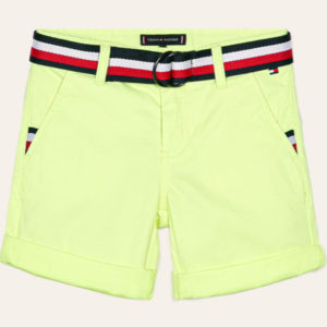 SZORTY BELTED CHINO TOMMY HILFIGER