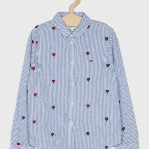KOSZULA EMBROIDERED HEART TOMMY HILFIGER