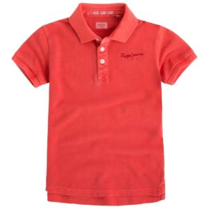 POLO OLIVER JR CHASER PEPE JEANS
