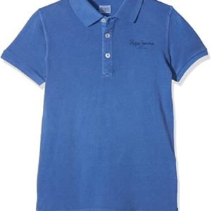 POLO OLIVER JR BLUE PEPE JEANS