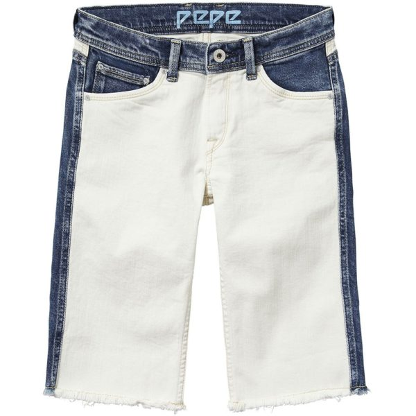 SZORTY CASHED MIX JR PEPE JEANS