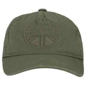 CZAPKA SOLID JR CAP PEPE JEANS