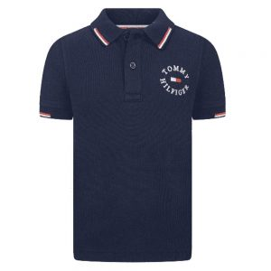 POLO BADGE TOMMY HILFIGER
