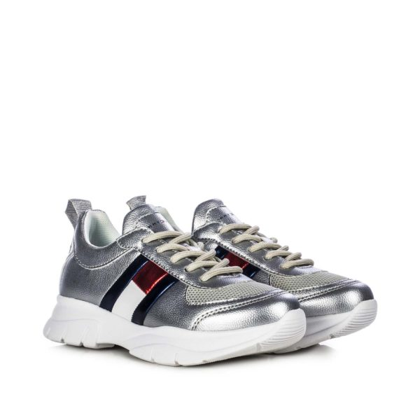 SNEAKERSY LOW CUT LACE UP TOMMY HILFIGER