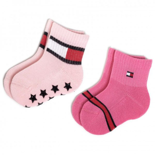ZESTAW TH PINK COMBO TOMMY HILFIGER