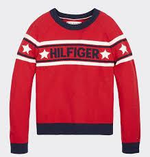 SWETER STAR JUMPER TOMMY HILFIGER