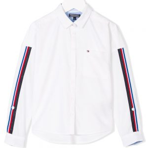 KOSZULA APPLIQUEE STRIPES TOMMY HILFIGER