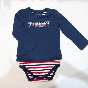 BODY BABY BOY T-SHIRT TOMMY HILFIGER