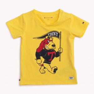 T-SHIRT BABY BOY DOGGIE TOMMY HILFIGER