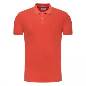 POLO CRIPSY RED JR PEPE JEANS