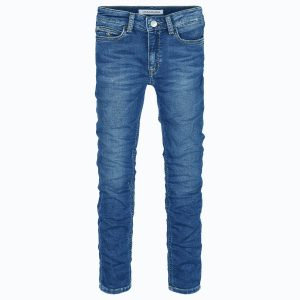 JEANSY ATHLETIC BLUE CALVIN KLEIN