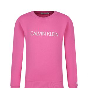 BLUZA INSTITUTIONAL VIVED PINK CALVIN KLEIN