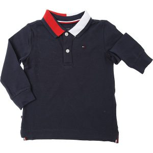 KOSZULKA POLO BABY TWILIGHT NAVY TOMMY HILFIGER