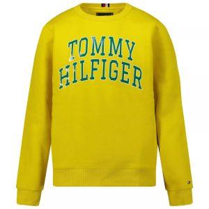BLUZA HILFIGER ARTWORK TOMMY HILFIGER