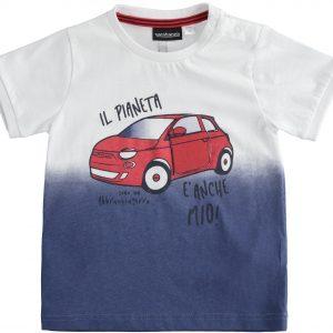 T-SHIRT OMBRE FIAT 500 SARABANDA