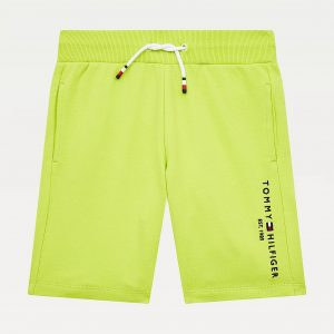 SZORTY ESSENTIAL SOUR LIME TOMMY HILFIGER